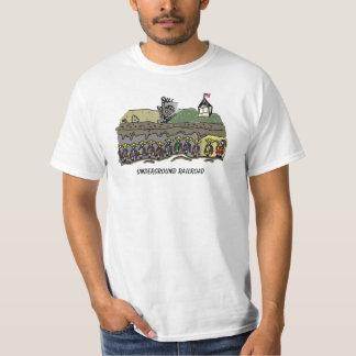Underground Railroad T-Shirt