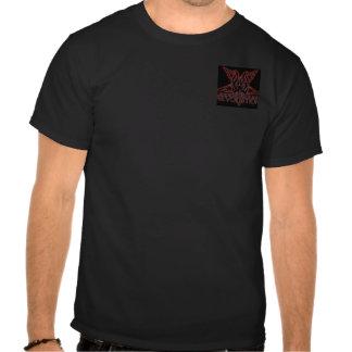 underground revolution t shirts
