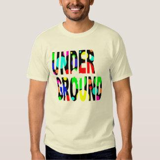 underground tshirts