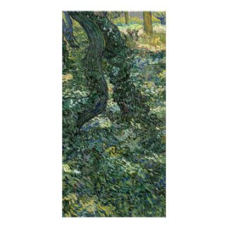 Undergrowth by Vincent Van Gogh Photo Cards