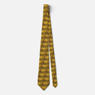 Undergrowth by Vincent van Gogh, Vintage Fine Art Tie