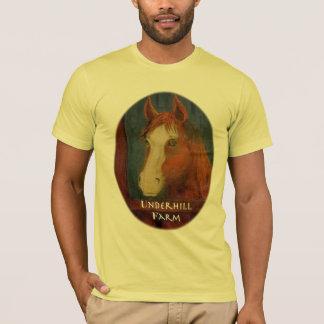 Underhill Farm, featuring Cyrus, by Lyn Edinger T-Shirt