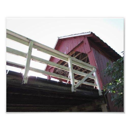 Underneath the Covered Bridge