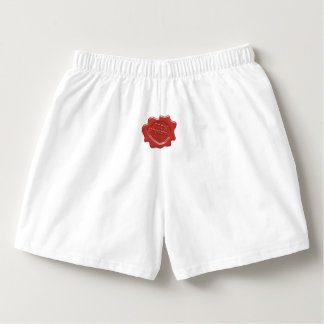 Underpants with seal of quality Satisfaction 100 Boxers