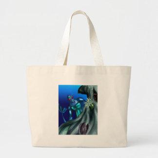 Undersea creature bags