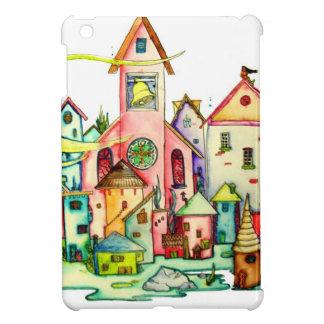 Undersea Village Cover For The iPad Mini