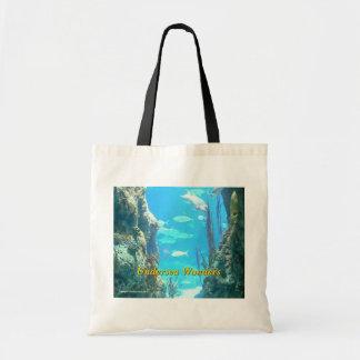 Undersea Wonders Budget Tote Bag