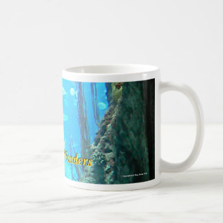 Undersea Wonders Basic White Mug