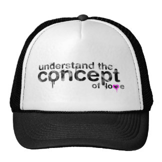 Understand The Concept Of Love - JSR Video Game Hat