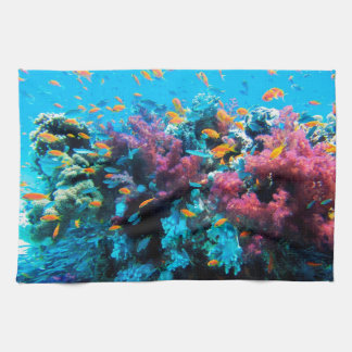 Underwater 15 Kitchen Towels
