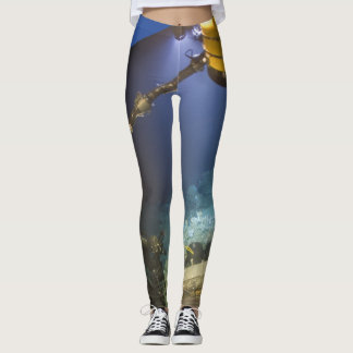 underwater 1 leggings