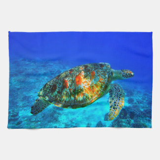 Underwater 30 Kitchen Towels