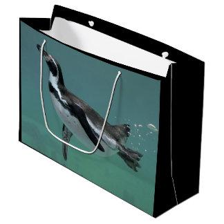Underwater Ballet Gift Bag