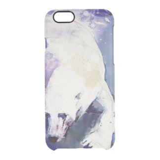 Underwater Bear 1999 Clear iPhone 6/6S Case
