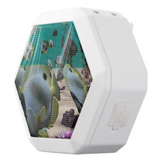 Underwater, butterfly fish white boombot rex bluetooth speaker