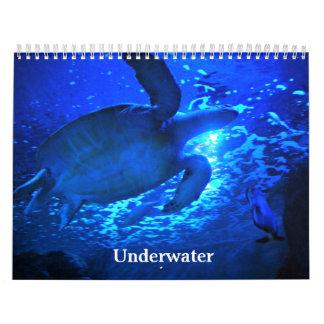 Underwater Calendars
