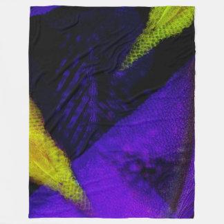Underwater Charm -  Fleece Blanket, Large