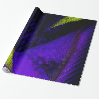 "Underwater Charm - Glossy Wrapping Paper, 30"" x 6' Wrapping Paper"