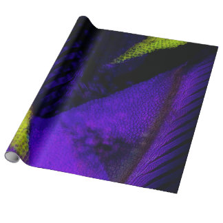 """Underwater Charm - Linen Wrapping Paper, 30"""" x 6' Wrapping Paper"""