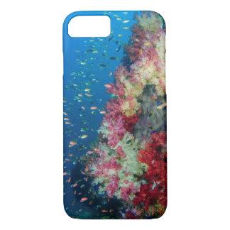 Underwater coral reef, Indonesia iPhone 8/7 Case