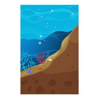 Underwater Customised Stationery