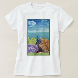 Underwater Garden – Coral Reef - T-shirt by Yotigo