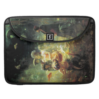 Underwater Kingdom 1876 Sleeve For MacBook Pro