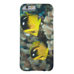 Underwater Life; FISH:  A pair of Fourspot Barely There iPhone 6 Case