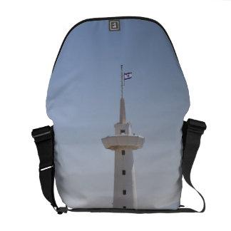 Underwater Marine Park, observation tower Messenger Bags