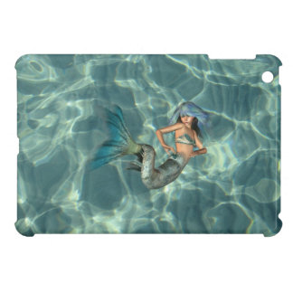 Underwater Mermaid iPad Mini Covers