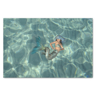 Underwater Mermaid Tissue Paper
