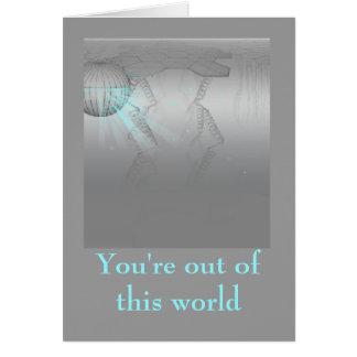 Underwater Metropolis Card