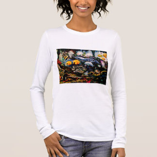 Underwater Playground Long Sleeve T-Shirt