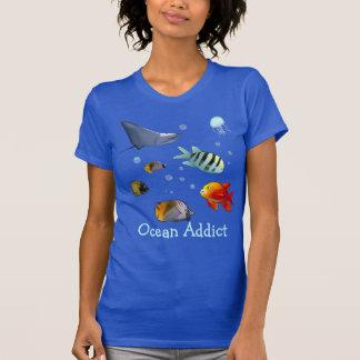 Underwater scene T-Shirt