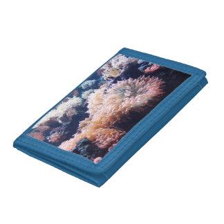 Underwater Underwater purse purse Tri-fold Wallet