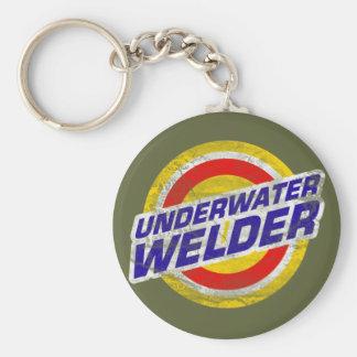 Underwater Welder Key Ring