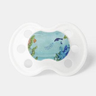 Underwater World #1 Baby Pacifier