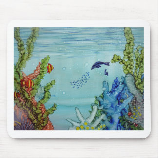 Underwater World #1 Mouse Pad