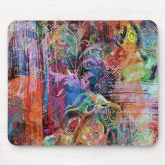 Underwater World Mouse Pad