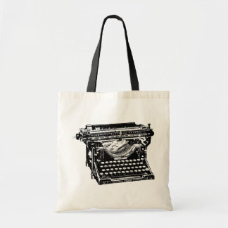Underwood Typewriter Writer Tote Bag