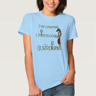 Underworld Guardian Ladies Babydoll T-Shirt