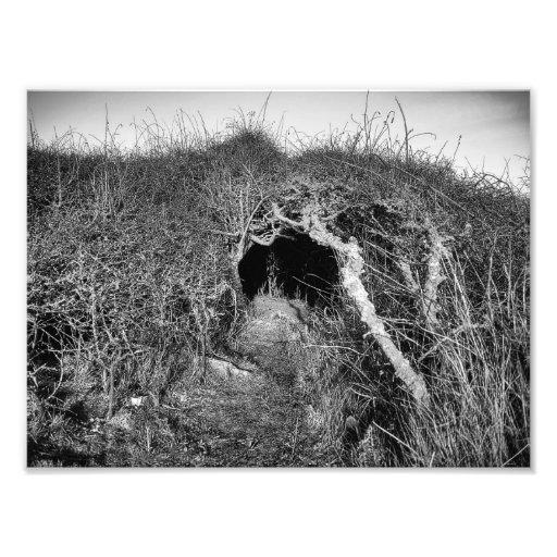 Underworld Photographic Print