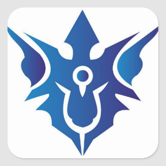 Underworld Square Sticker