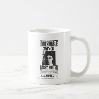 Undesirable No 1 Basic White Mug
