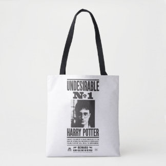 Undesirable No 1 Tote Bag