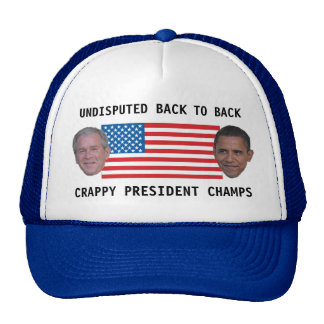 Undisputed Back to Back Champs Trucker Hats