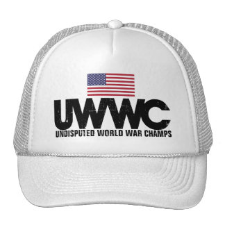 Undisputed World War Champs Cap