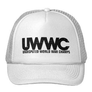 Undisputed World War Champs Cap