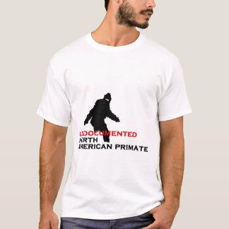 Undocumented North American Primate T-Shirt
