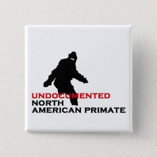 Undocumented North AmeriSquare Button - Customized